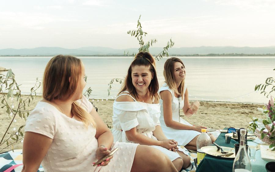 fotograf wieczór panienski nysa 47 Wieczór panieński nad jeziorem | Sarnowice