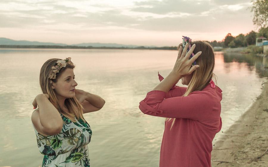 fotograf wieczór panienski nysa 54 Wieczór panieński nad jeziorem | Sarnowice