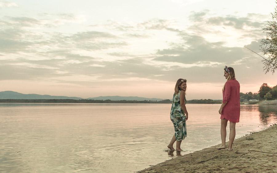 fotograf wieczór panienski nysa 56 Wieczór panieński nad jeziorem | Sarnowice