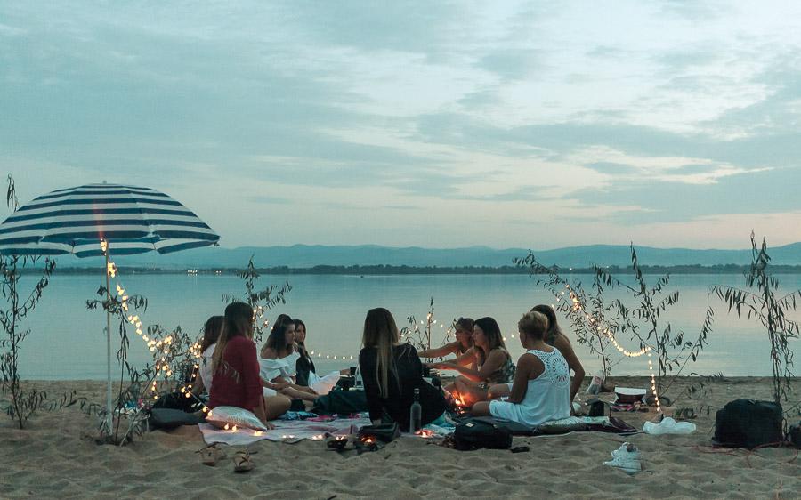 fotograf wieczór panienski nysa 71 Wieczór panieński nad jeziorem | Sarnowice