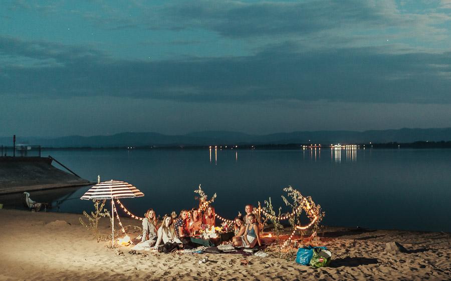 fotograf wieczór panienski nysa 76 Wieczór panieński nad jeziorem | Sarnowice