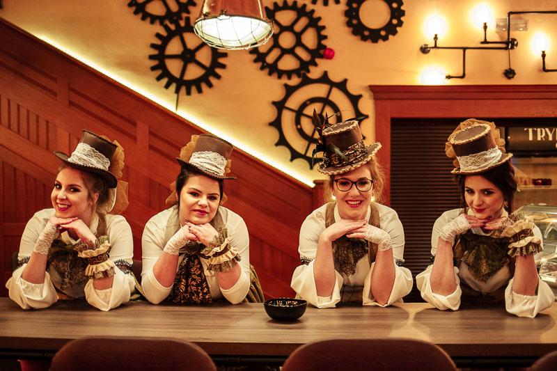 fotograf wroclaw 21 Otwarcie kawiarni Trybik Cafe | Świdnica